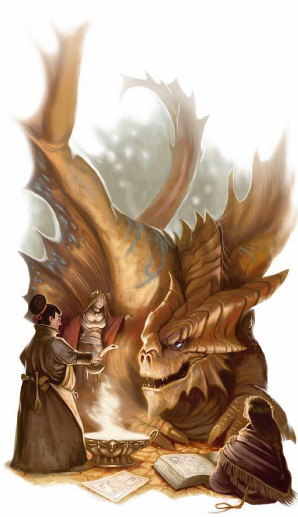 Dragons as Friends of All Sizes  Not just Foes or Enemies