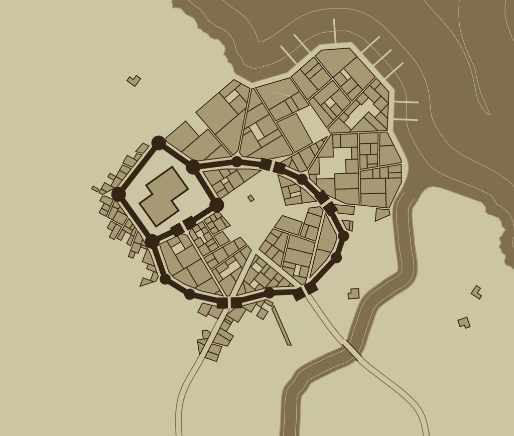 Dnd Town Map Generator