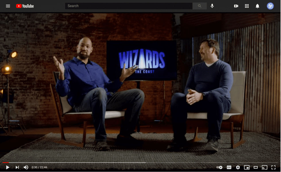 All Things Drizzt Video Interview R.A. Salvatore + Sleep Sound